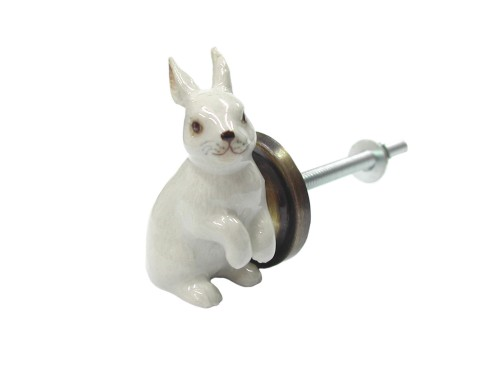 and mary bouton de meule lapin