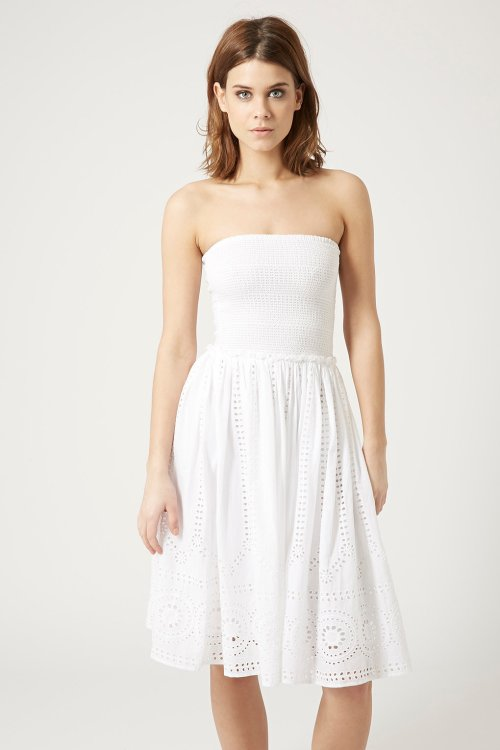topshop ROBE BRODERIE ANGLAISE