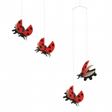 flensted mobiles coccinelles