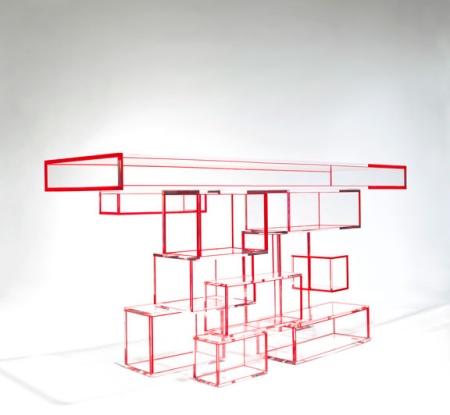 Console Propagation, Hervé Van der Straeten