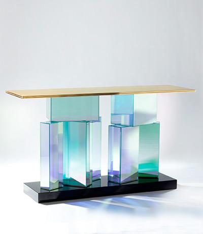 Console Sparkling, Hervé Van der Straeten