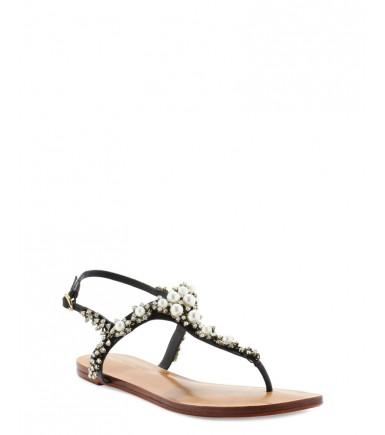 Sandales noir Cosmo PARIS CERENIA
