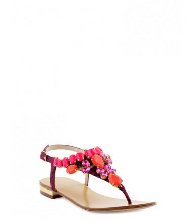 Sandales rose HANIA cosmo